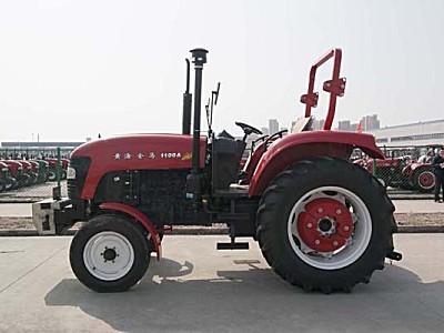 黄海金马1100A轮式拖拉机