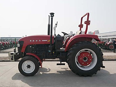 黃海金馬1200A輪式拖拉機
