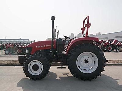 黃海金馬1204A輪式拖拉機