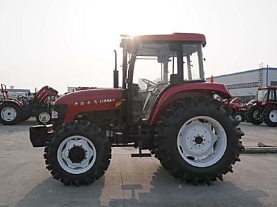 黄海金马1104A-1轮式拖拉机