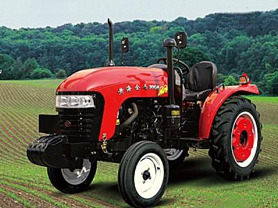 黄海金马300A型轮式拖拉机