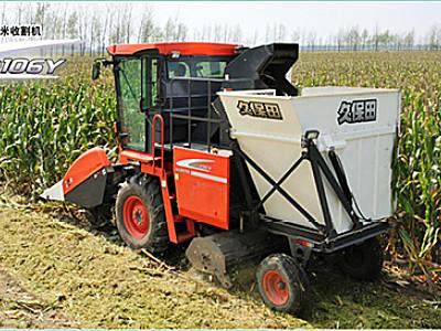 大发4YZ-3(PRO106Y)自走式玉米大发