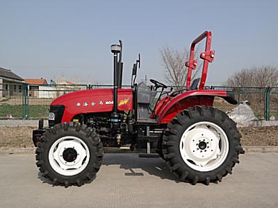 黄海金马804轮式拖拉机