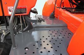 久保田M950KR拖拉机悬挂式踏板