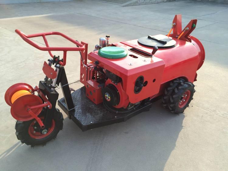 瓦力3WZ-200C果园风送喷雾机