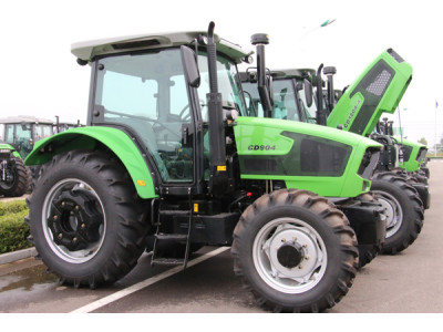 道依茨-法尔CD904轮式拖拉机
