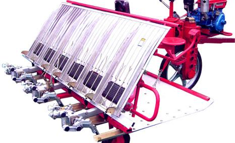 潍佳2Z-6300乘坐式水稻插秧机
