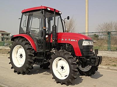 黄海金马654拖拉机