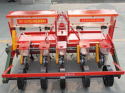 亚澳2BYF-5(220)玉米精量施肥播种机