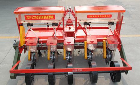 亞澳2BYF-5(220)玉米精量施肥播種機