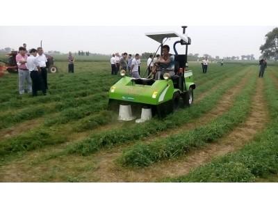 鑫农9G-1.2型自走式旋转割草压扁机