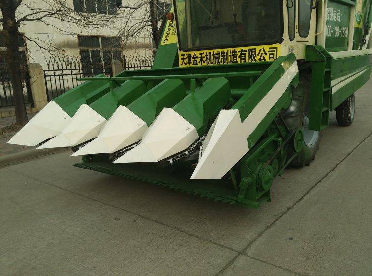 斯达康4QZ-160玉米茎穗兼收机