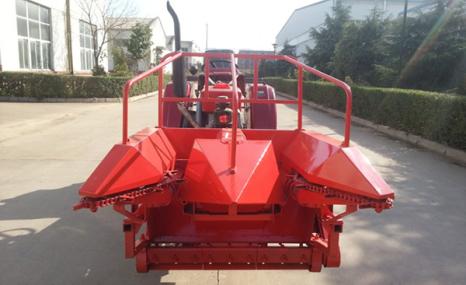 洛阳裕农4YD-2背负式玉米收割机