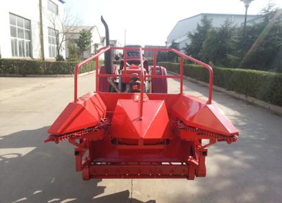 洛陽裕農4YD-2背負式玉米收割機