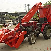裕农4YD-2A型玉米收割机
