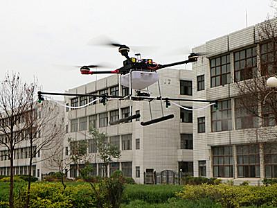 广宇GY-4X-10型植保多旋翼无人机