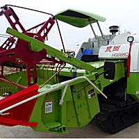 4LZ-4.0(LT988)HG988Q履帶式谷物收割機