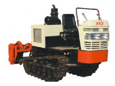 安徽中科1GZD-130A履帶自走式旋耕機