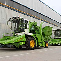 潤源4YZ-5S玉米收割機
