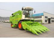 4YZ-4(Y4A)自走式玉米收获机