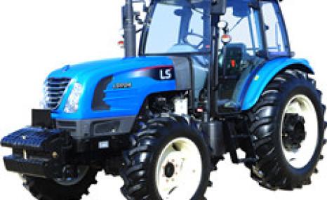 樂星LS904拖拉機