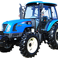 樂星LS704輪式拖拉機