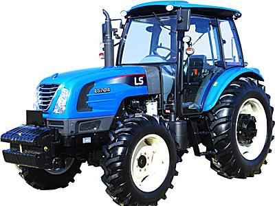 樂星LS704拖拉機