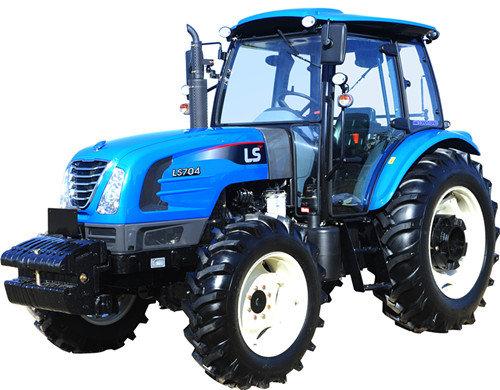 青岛乐星LS704拖拉机