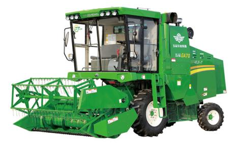 五征GA70(4LZ-7)稻麥收獲機
