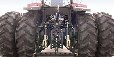 五征雷诺曼PH1604拖拉机细节