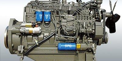 五征雷诺曼PH2304轮式拖拉机细节