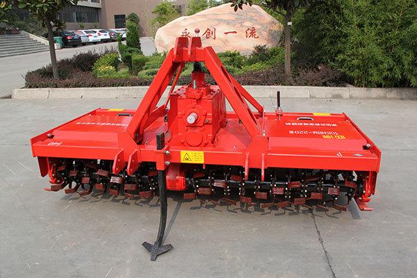 亚澳1GKNBM-220双轴灭茬变速旋耕机