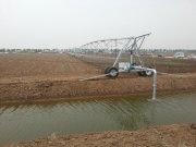 沃达尔DPP平移式喷灌机