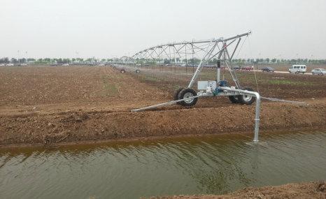 沃達爾DPP平移式噴灌機