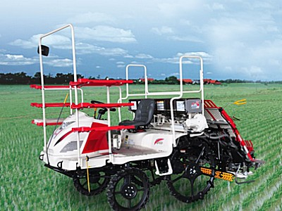 洋马2FC-6水稻侧深施肥机