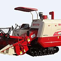 雷沃谷神4LZ-4G1履帶式谷物聯合收割機