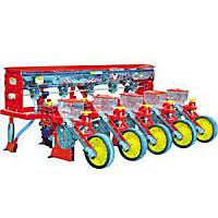双印2BYFSF-5仿行玉米免耕施肥播种机