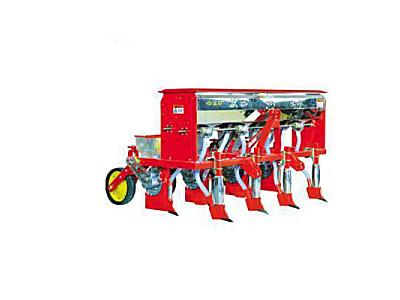 双印2BYFSF-4仿行玉米免耕施肥播种机