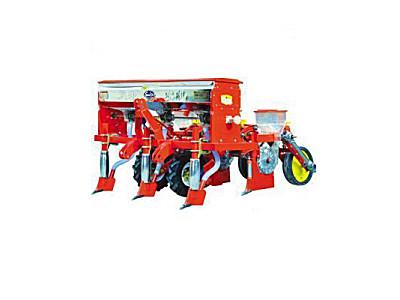 双印2BYFSF-3仿行玉米免耕施肥播种机