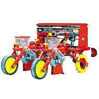 雙印2BYFSF-2仿行玉米免耕施肥播種機
