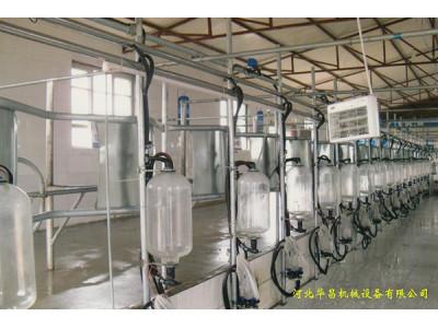 河北华昌利君达9JGJ-2×12/24挤奶机