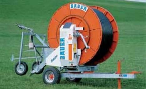 雨星75-300悬臂型卷盘式喷灌机