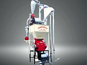 河东6FY-22-35/40/50立仓皮芯分离磨粉机