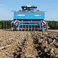 德國(LEMKEN)薩菲爾Saphir 8機械式播種機