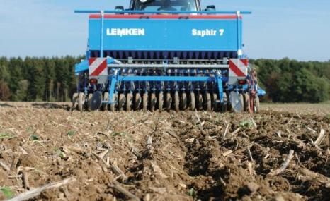 德國(LEMKEN)薩菲爾Saphir 7機械式精量播種機
