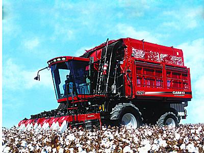 凱斯Cotton Express 420采棉機