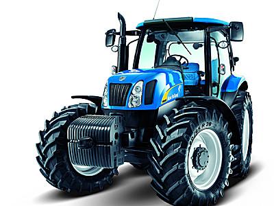 紐荷蘭T1404輪式拖拉機