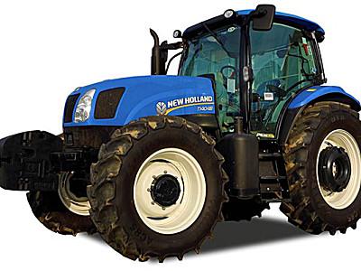 纽荷兰T1404B轮式拖拉机