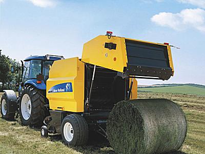 纽荷兰BR6090圆捆打捆机
