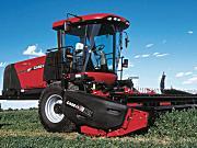 凯斯WD1904自走式割草压扁机